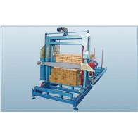 Установка для торцовки пакетов досок «Авангард-ТП-1200»